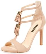 Ava & Aiden Women's T-Strap Heeled Sandal