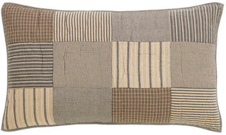 Sawyer Mill Charcoal King Sham 21x37