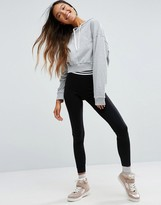 Asos Leggings with Tipped Elastic Waistband