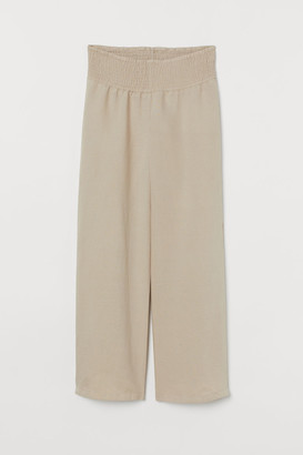 H&M MAMA Wide trousers