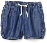Gap 1969 Tencel® dolphin shorts