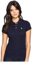 U.S. Polo Assn. Solid Polo w/ Small Pony