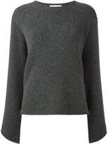 Chloé cashmere oversized sleeve jumper - women - Cashmere - XS