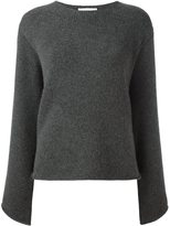 Chloé oversized sleeve jumper - women - Cashmere - XS