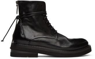 Marsèll Black Parrucca Boots