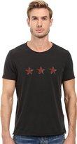 Star Usa John Varvatos John Varvatos Star U.S.A. Men's 3-Star Graphic Tee K2719S2B T-Shirt LG