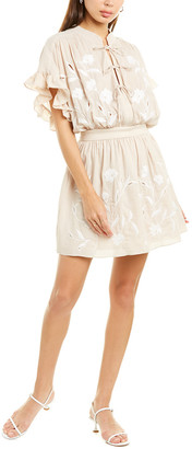 IRO Kauri Mini Dress