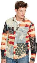 Denim & Supply Ralph Lauren Americana Cotton Sport Shirt