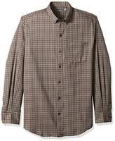 Van Heusen Men's Big and Tall Flex Slim Fit Stretch Long Sleeve Shirt