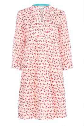 Libelula Chloe Dress Cream Hiawatha Print