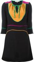 Vanessa Bruno colour block dress