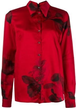 No.21 Floral Shirt