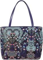 Kaleidoscope Paisley Printed Shopper