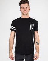 Edwin Numbers T-Shirt Black