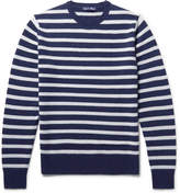 Alex Mill Striped Cashmere Sweater