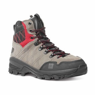 5.11 Tactical Cable Hiker Boots Ortholite Insole Oil/Slip-Resistant Outsole