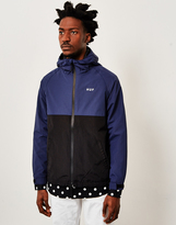HUF Standard Shell Jacket Navy