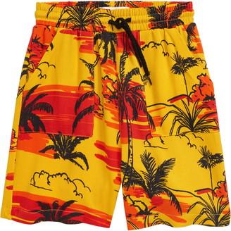 Sometime Soon Extra Print Shorts