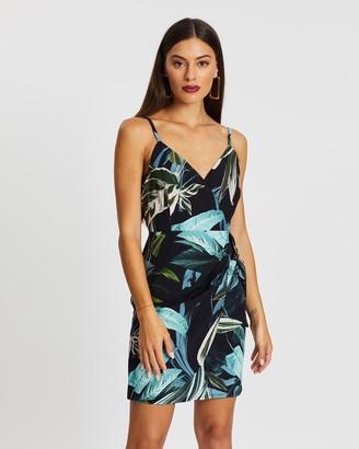 Fresh Soul Night Tropic Dress