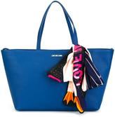 Love Moschino double handles large tote