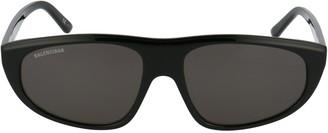 Balenciaga D Frame Sunglasses