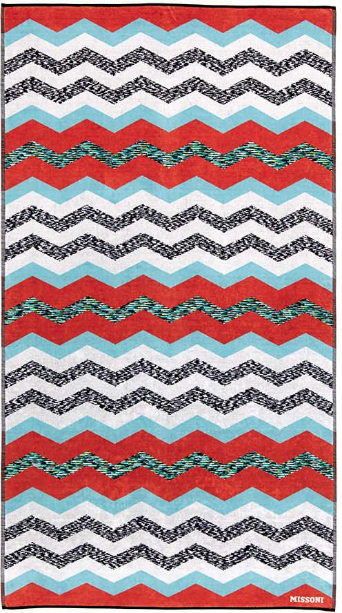 Missoni Home Victor Beach Towel - 603