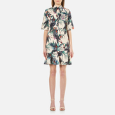Paul Smith Women's Cockatoo Dress Pink