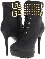Sam Edelman Circus by Vienna (Black Tumbled) - Footwear