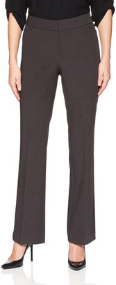 Lark & Ro Amazon Brand Women's Bootcut Trouser Pant: Curvy Fit