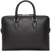 Burberry Black The Barrow Briefcase