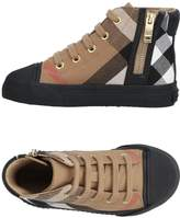BURBERRY CHILDREN High-tops & sneakers - Item 11420949