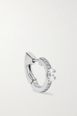Repossi Harvest 18-karat White Gold Diamond Earring