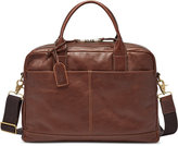 Fossil Men's Wyatt Leather Workbag