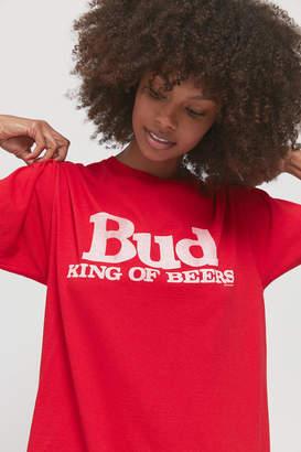 Junk Food Clothing Budweiser King Of Beers Tee