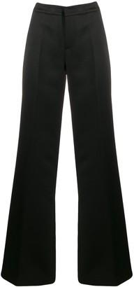 Semi-Couture Wide Leg Trousers