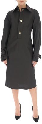 Bottega Veneta Midi Shirt Dress