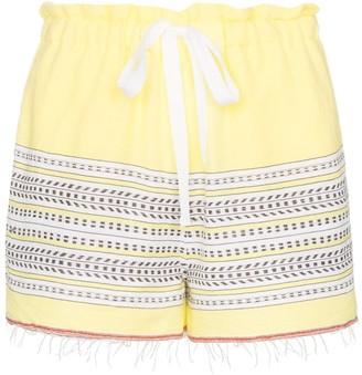 Lemlem Amore drawstring shorts