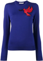 Mary Katrantzou helia jumper - women - Virgin Wool/glass - XS