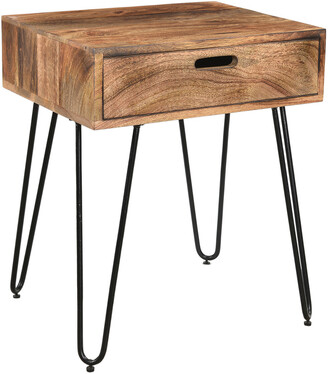 Worldwide Homefurnishings Worldwide Home Furnishings Jaydo Accent Table
