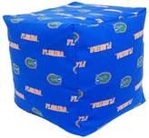 NCAA Florida Gators Cushion Cube Pouf