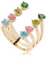 Delfina Delettrez Multicolor Dots Ring