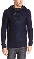 Antony Morato Men's Sweater with Hood and Soutache
