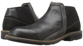 Naot Footwear Business (Black Raven Leather/Black Crackle Leather/Gray Suede) Men's Shoes