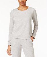 Alfani Double-Knit Pajama Top, Created for Macy's