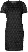 Banana Republic Eyelash-Dot Shift Dress