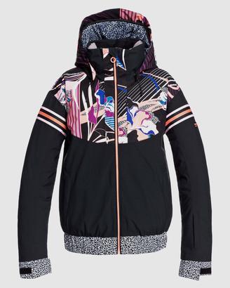 Roxy Womens POP Snow Meridian Snow Jacket