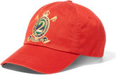 Ralph Lauren Cotton Twill Sports Cap