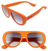 Havaianas Women's Rio 54Mm Gradient Lenses Aviator Sunglasses - Orange
