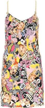 Chiara Ferragni Printed Dress