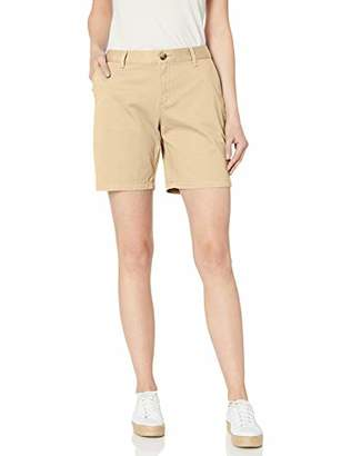 "Amazon Essentials 7"" Inseam Solid Chino Short Casual,18"